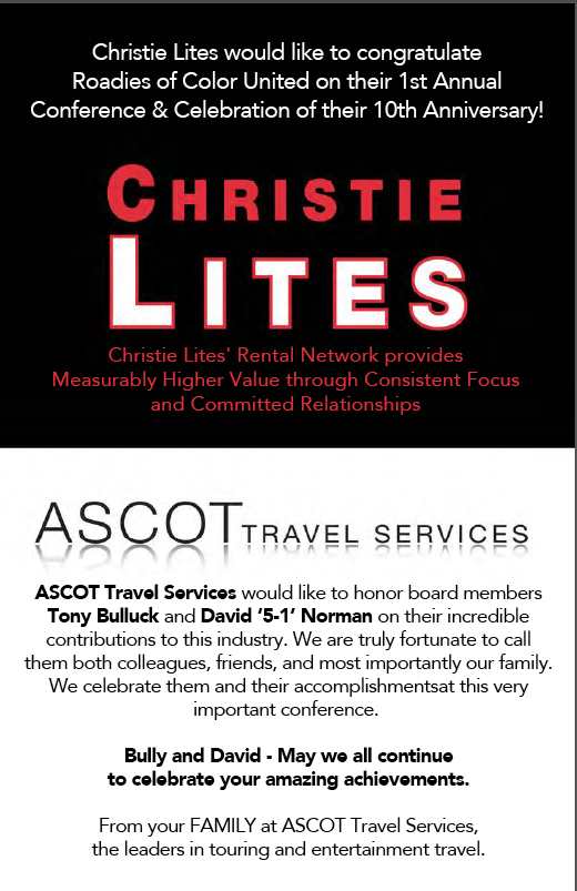 Christie and Ascot